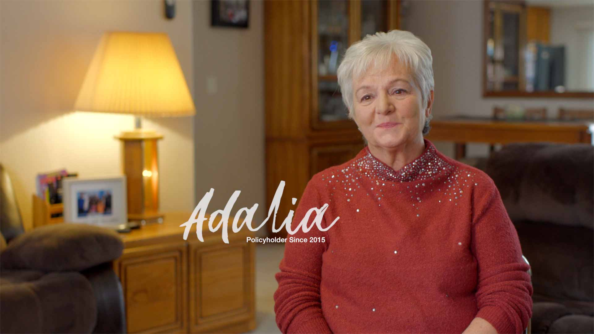 Meet Adalia, living her life GREAT with Great American
