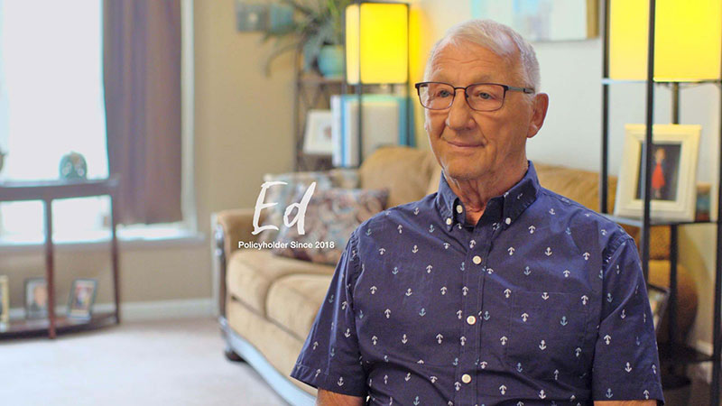 Meet Ed, living life great with Great American Annuities