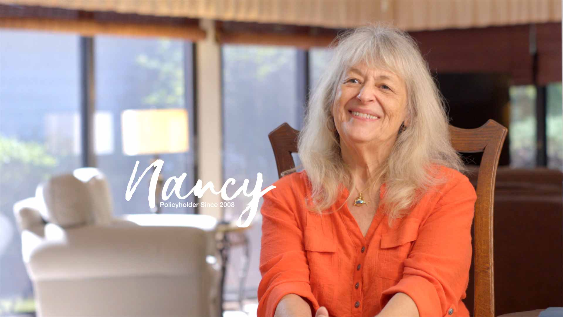 Meet Nancy, living her life GREAT with Great American
