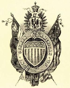 German American Insurance Company Coat of Arms