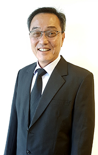 Employee photo of G. P. Teo