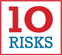 Ten Environmental Risks icon