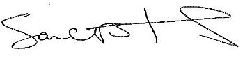 Sara Brothers Signature