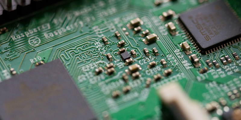 PIM Equipment Breakdown Coverage motherboard close-up