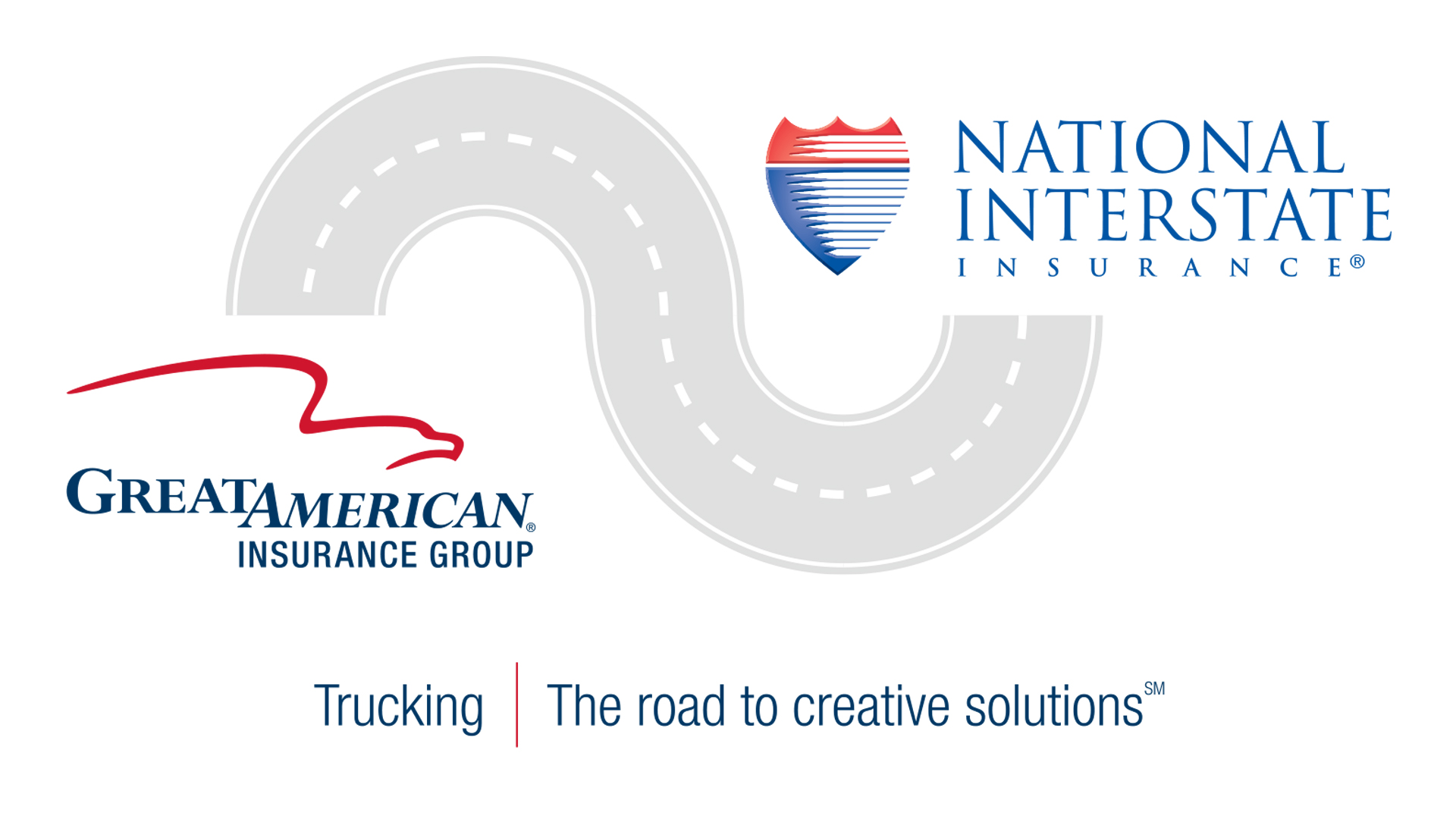 Trucking and National Interstate Collaboration Logo